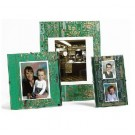 Circuit Board Picture Frame - 6.5x5.5 (GG0125)